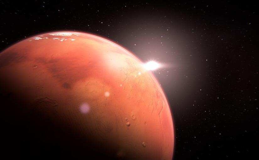 Mars en quelqueslignes…